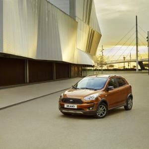 New Ford KA+ Active