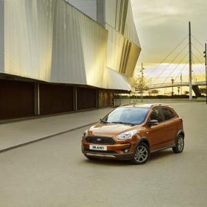 New Ford KA+ Active