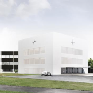 Polestar starts construction of its new headquarter building
