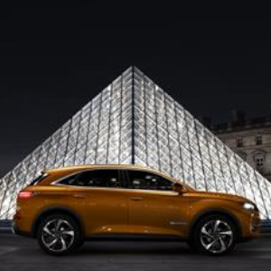 The DS 7 Crossback Launch Campaign