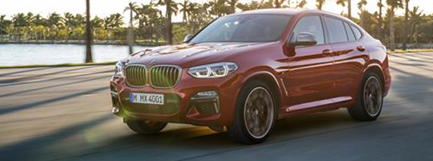 The new BMW X4 M40dThe new BMW X4 M40d