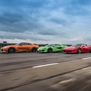 supercars fleet