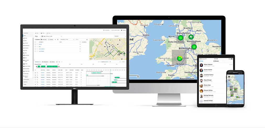 New GPS tracking system allows companies to manage assets in