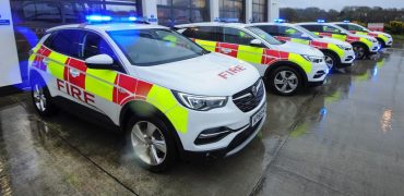 Vauxhall Fire & Rescue 1
