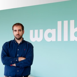 Enric Asuncion, CEO of Wallbox