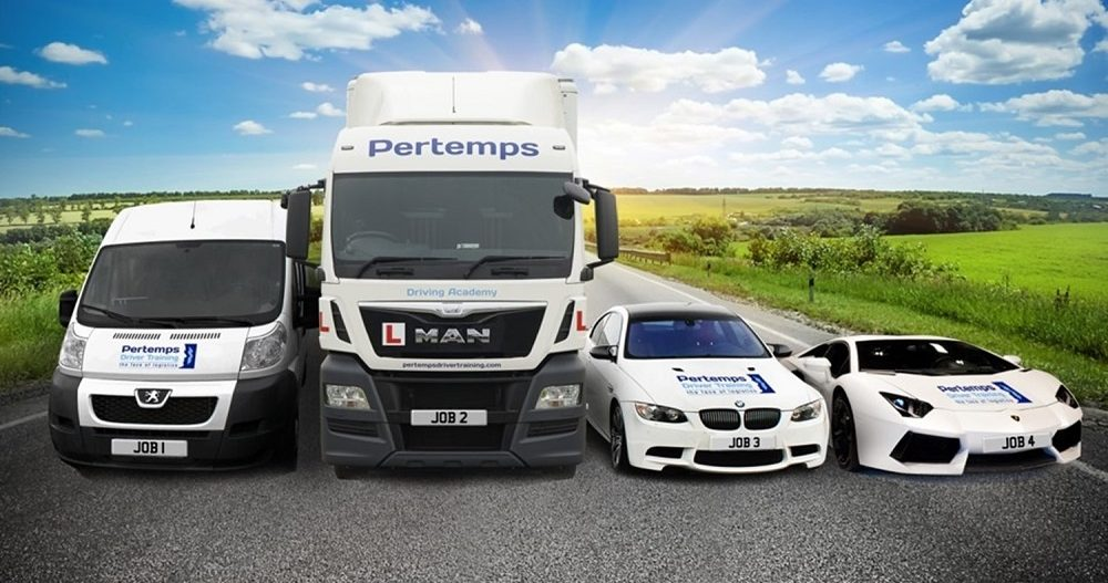 Pertemps Driver Training