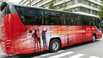 Fujitsu Bus
