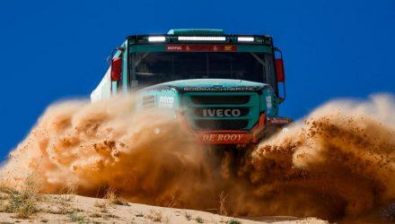IVECO Dakar Rally