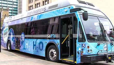 hydrogen buses