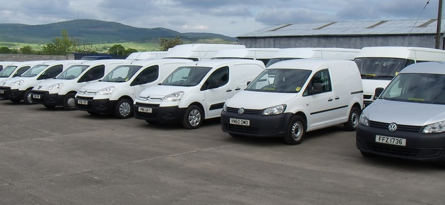used commercial vehicles