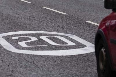 urban speed limit