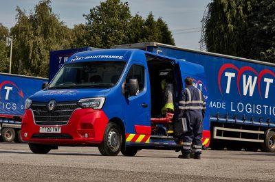 Renault Trucks Master Red Edition