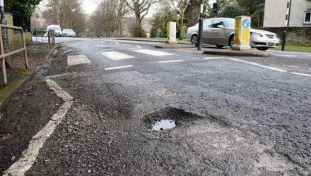 pothole mapping