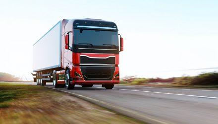 Geotab Truck Solution