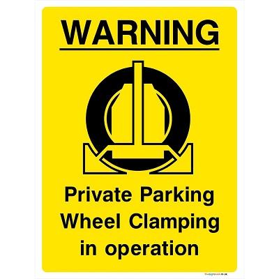 cowboy wheel clamping