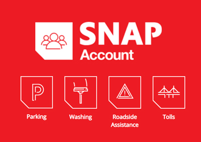 SNAP Account