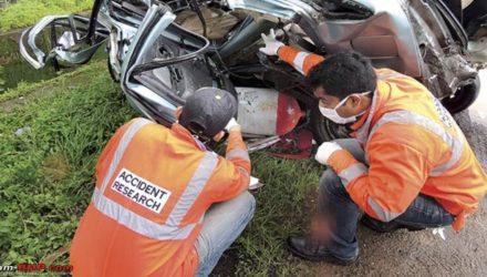 Road Collision Investigation Branch