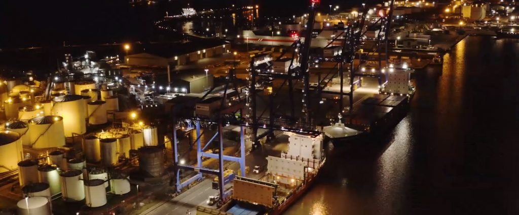 Humber Container Terminal