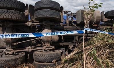 road casualties