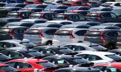 fleet car sales
