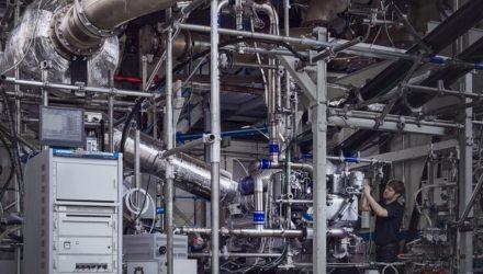 hydrogen truck engine