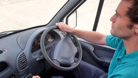 van driver training