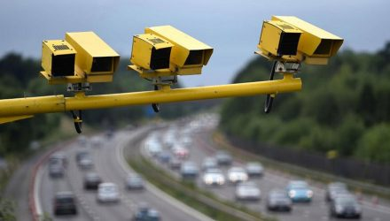 average speed cameras