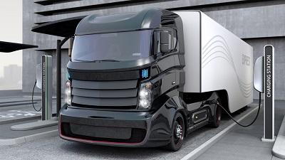 zero-emission trucks