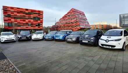 ultra low emission vehicles