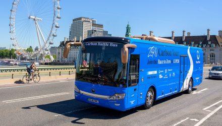 Carbon Battle Bus