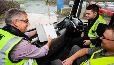 HGV driver qualifications