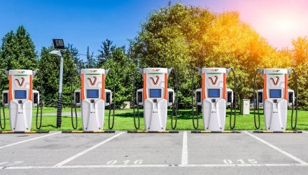 fast charge points