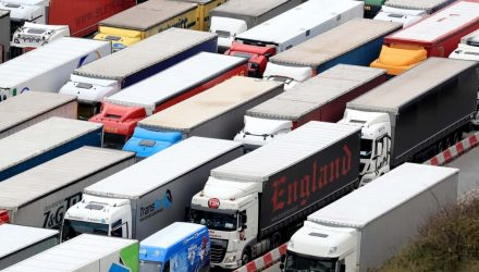lorry driver strike
