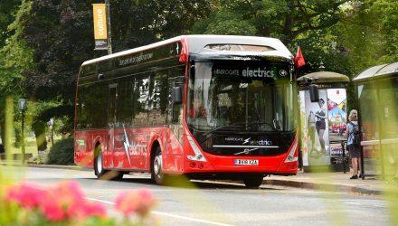 Transport Decarbonisation Plan