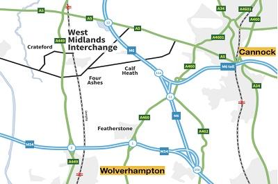 West Midlands Interchange