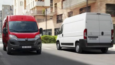 Citroën ë-Relay