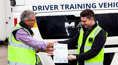 HGV driving tests