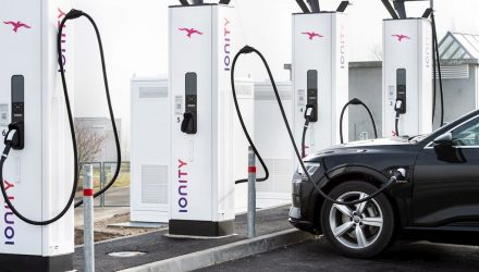 Rapid charging stations