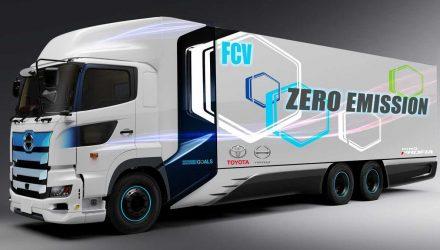 zero-emission HGVs