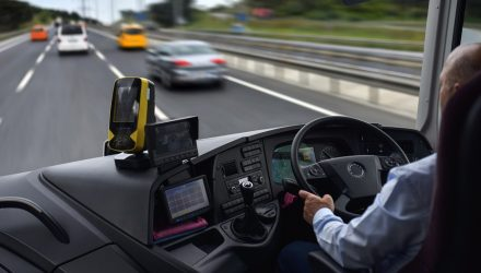 Bus Driver using GPS