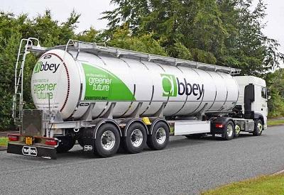 Abby Logistics tanker
