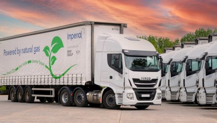 Image of one of Imperial's new Stralis NPs