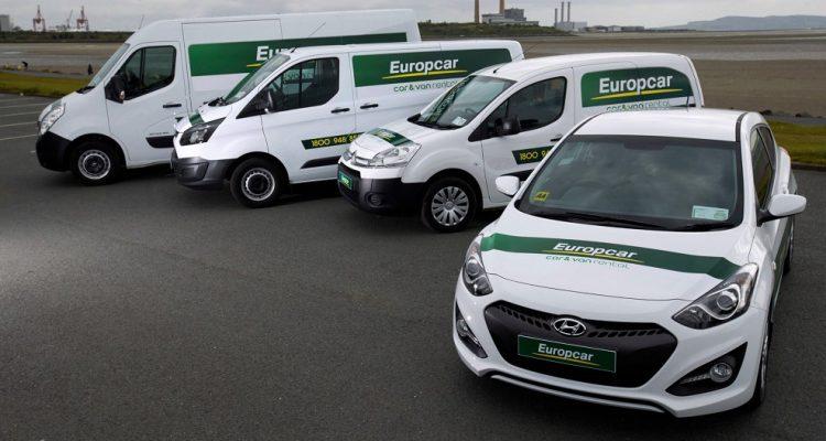 Europcar Vehicles