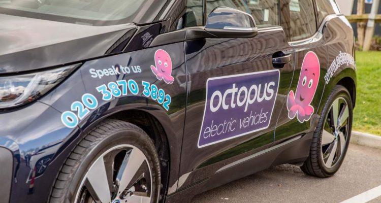 Octopus Electric Car