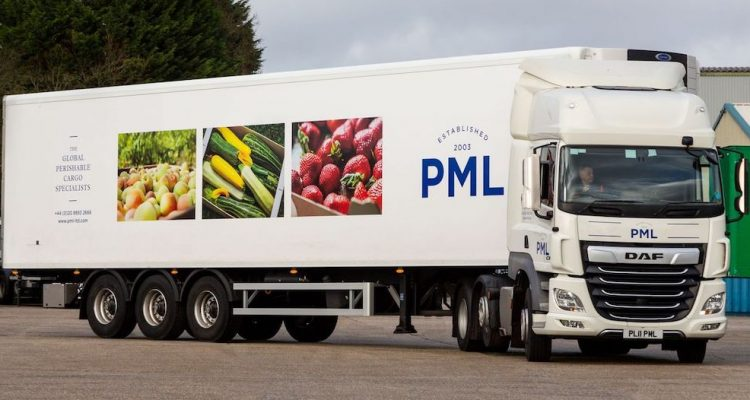 PML DAF Truck