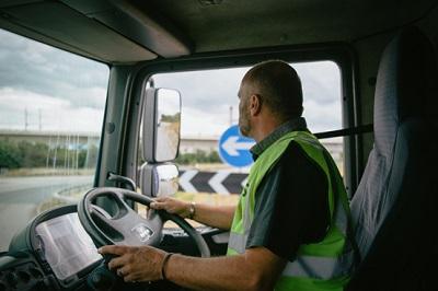 HGV driver