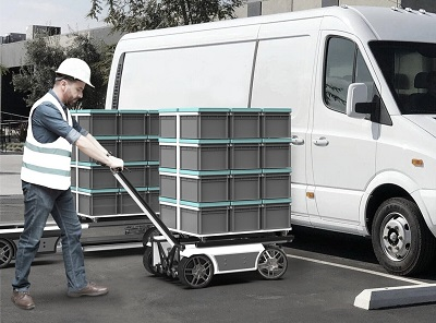 if.micro used to load a van