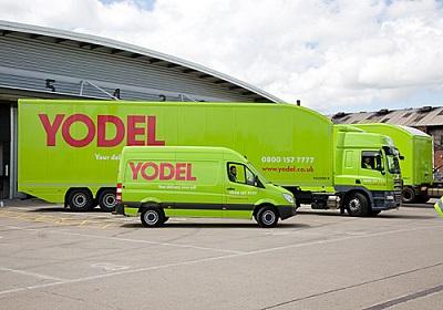 Yodel trucks